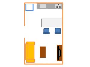 部屋 レイアウト3