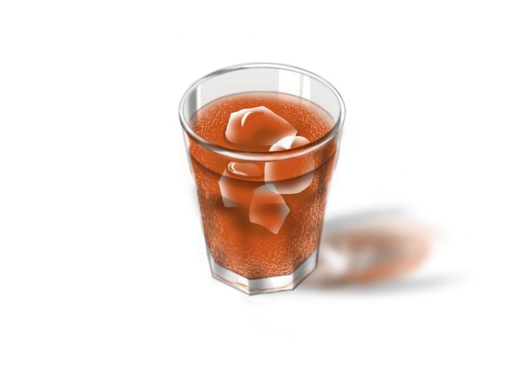 氷 飲み物