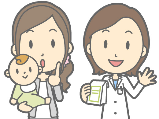 赤ちゃん 受診