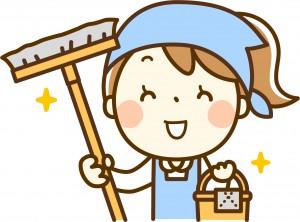 清掃 女性