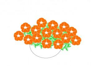 ペチュニア 鉢 植物