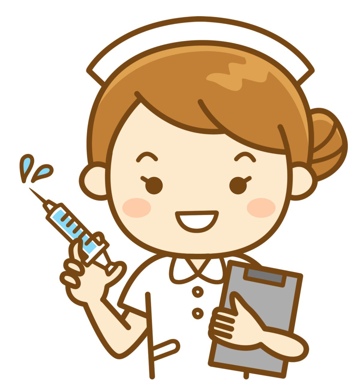 看護婦 注射