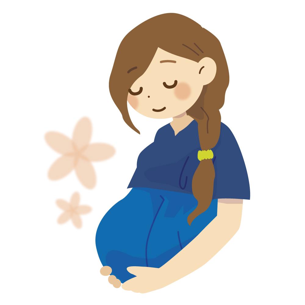 妊娠 女性