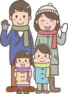 家族 服装