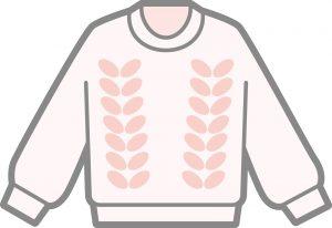 セーター 長袖
