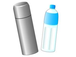 水筒 ペットボトル