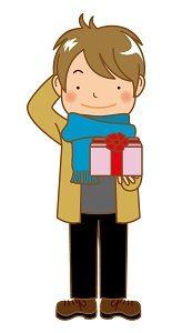 少年 プレゼント