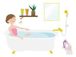 風呂 女性