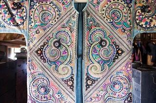 ミャオ族の服