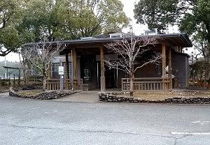 岡岳公園のトイレ