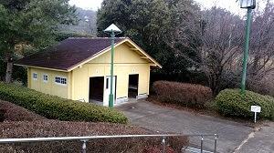 つつじヶ丘公園のトイレ
