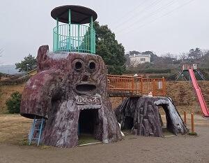 つつじヶ丘公園の遊具