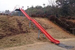 つつじヶ丘公園のすべり台