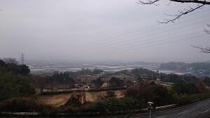 つつじヶ丘公園からの眺め