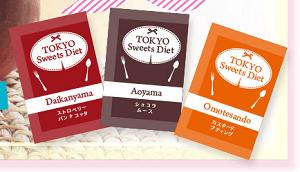 TOKYO Sweets Diet