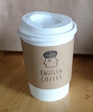 ENDELEA COFFEEのコーヒー